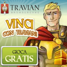 Travian - navigatore massiccia strategia online multiplayer gratuito