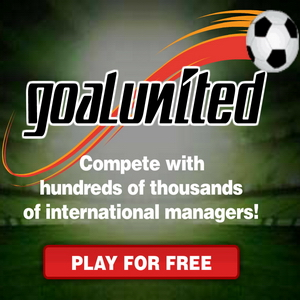 Goalunited - free online football manager browser game